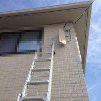 三島市ダイワハウス新築平面アンテナ取付