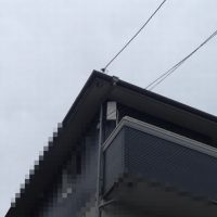 三島市中古住宅平面アンテナ取付