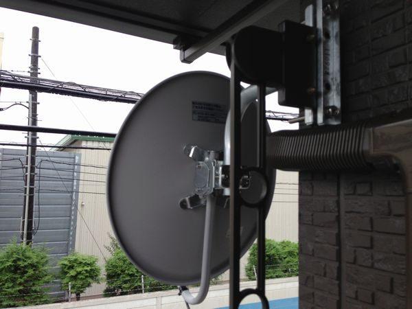 三島市ケーブルテレビとBS混合