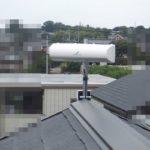 長泉町新築建売物件にデザインアンテナ取付工事
