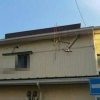 沼津市台風でアンテナ倒壊