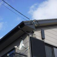 長泉町下土狩平面アンテナBSアンテナ取り付け工事
