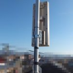 三島市南町平面アンテナ取付工事