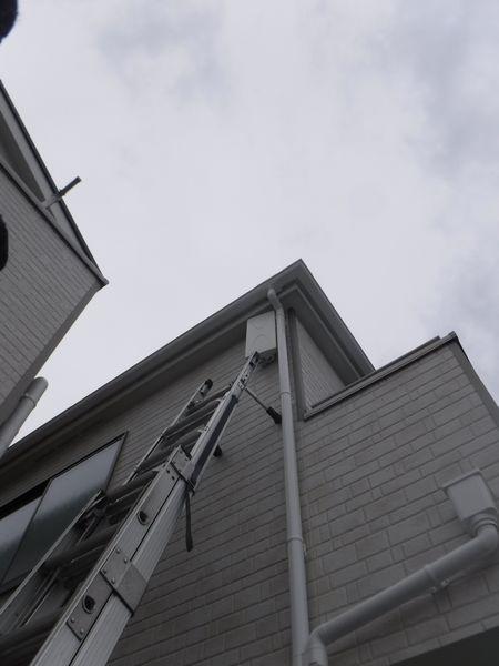 伊豆の国市寺家アンテナ工事