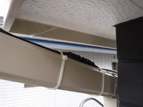 三島市芙蓉台平面アンテナ取付工事