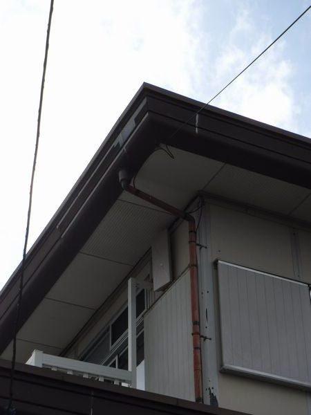 三島市旭ヶ丘平面アンテナ設置工事