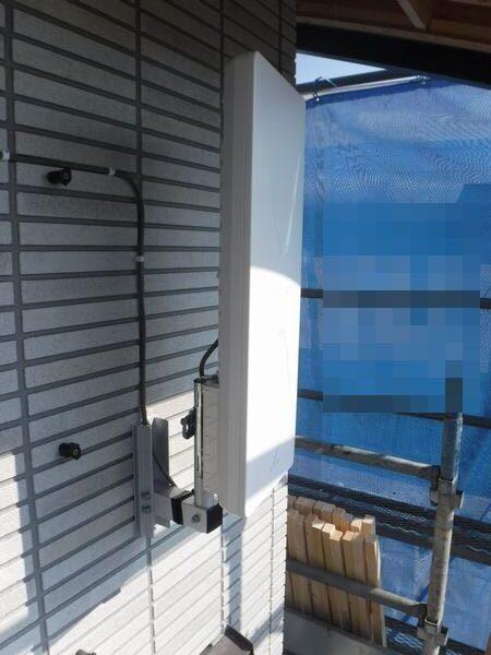 三島市アンテナ工事